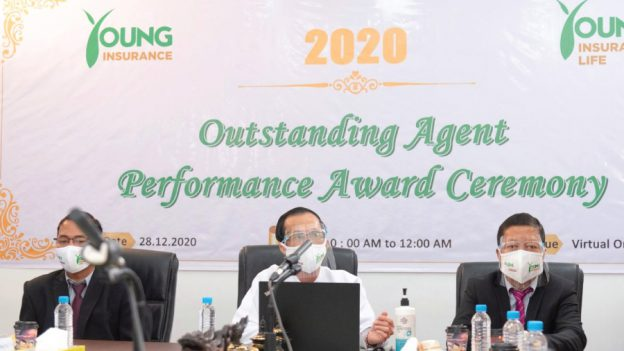 agent award 2020 in myanmar