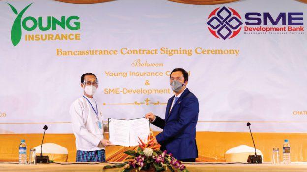 Bancassurance Contract